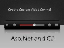 Video Player aspnet
