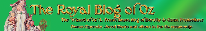 The Royal Blog of Oz