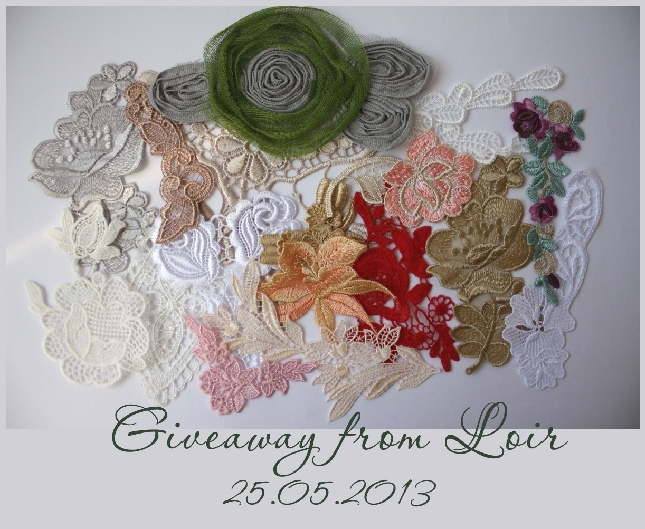 Giveaway from Loir