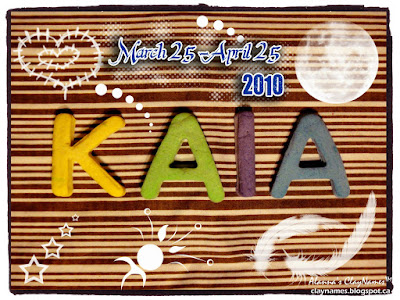 Kaia March 25 2010