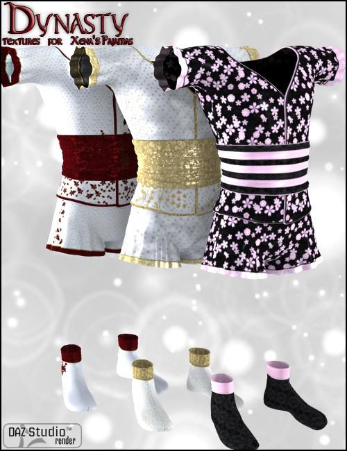 Textures Dynasty pour Wicked Pyjama Party