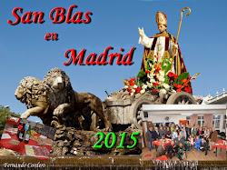 SAN BLAS EN MADRID 2015