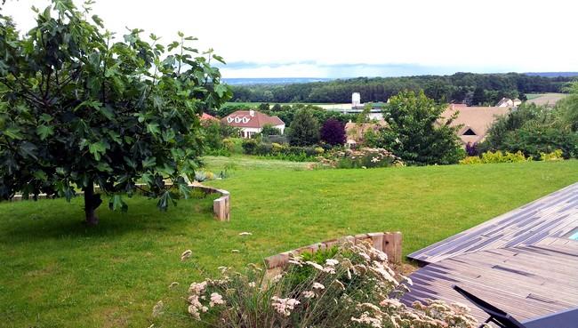 Technique amenagement d 39 un jardin avec talus for Amenagement jardin talus