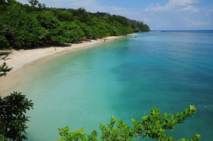 Pantai Pasir Putih Hotel Murah Daerah Pangandaran