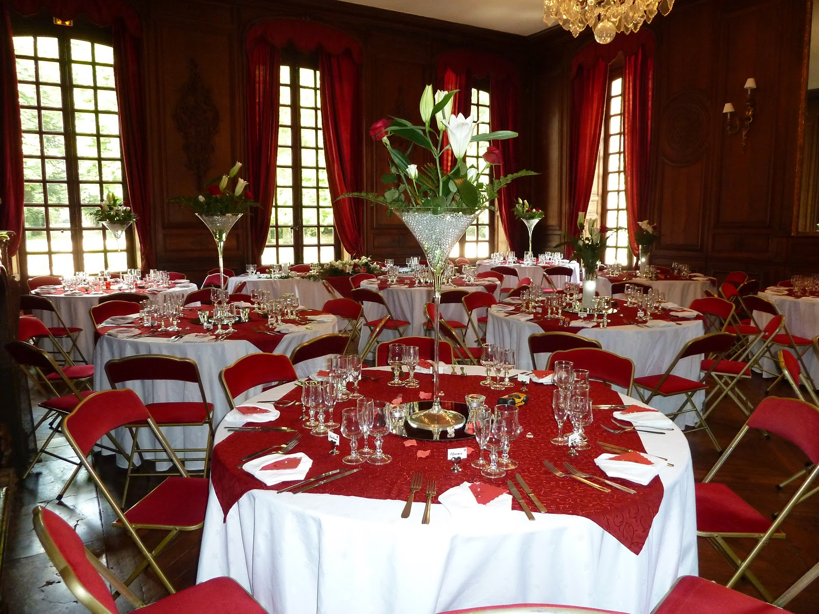 decorations mariage paris