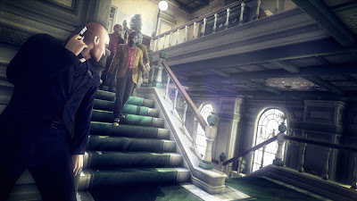 Hitman Absolution Screenshots
