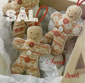 Sweet treats SAL 2012.