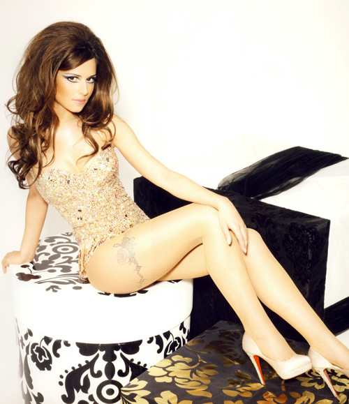 Cheryl Cole Haircuts 2