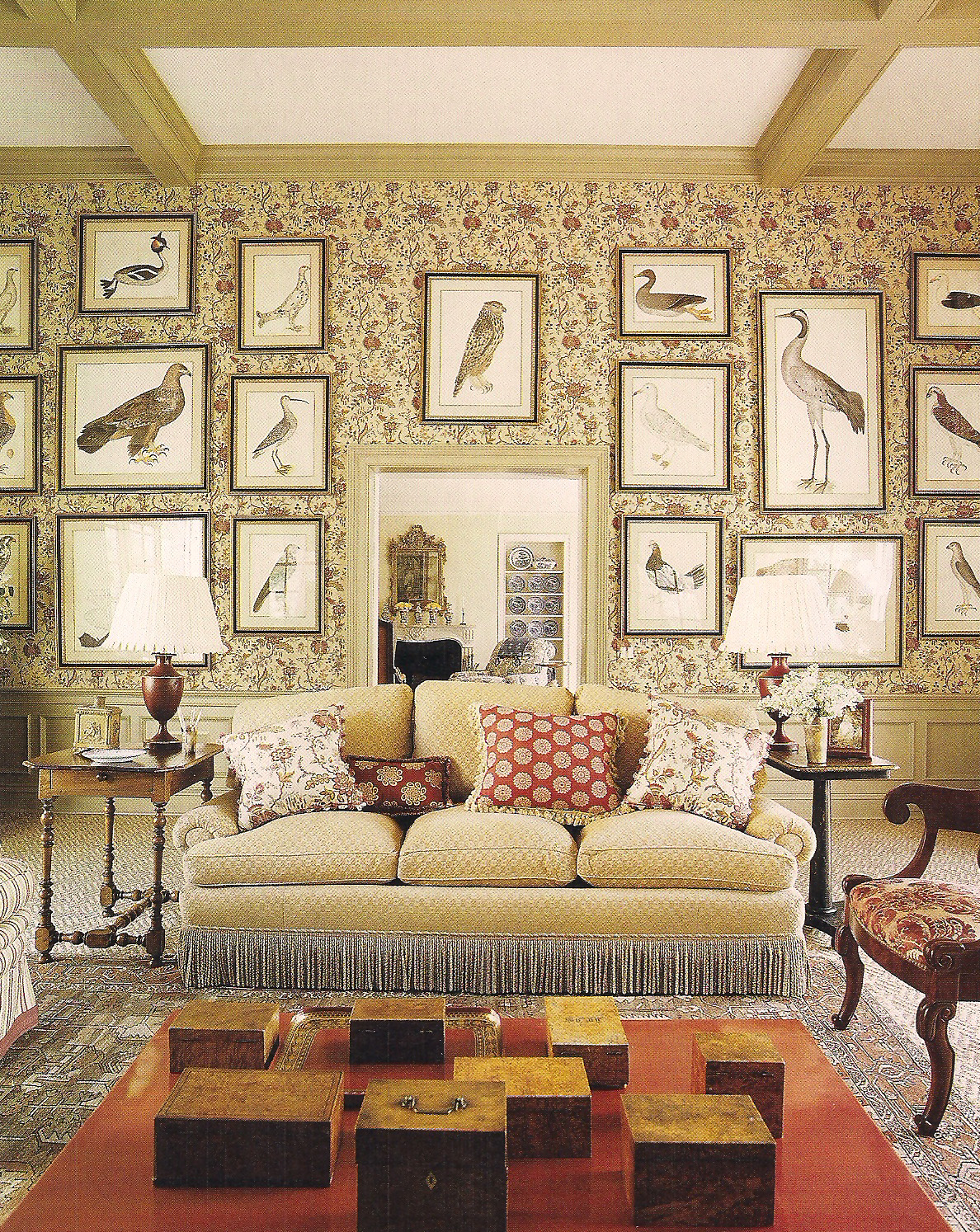 The devoted classicist 101 beautiful rooms for Room design 101