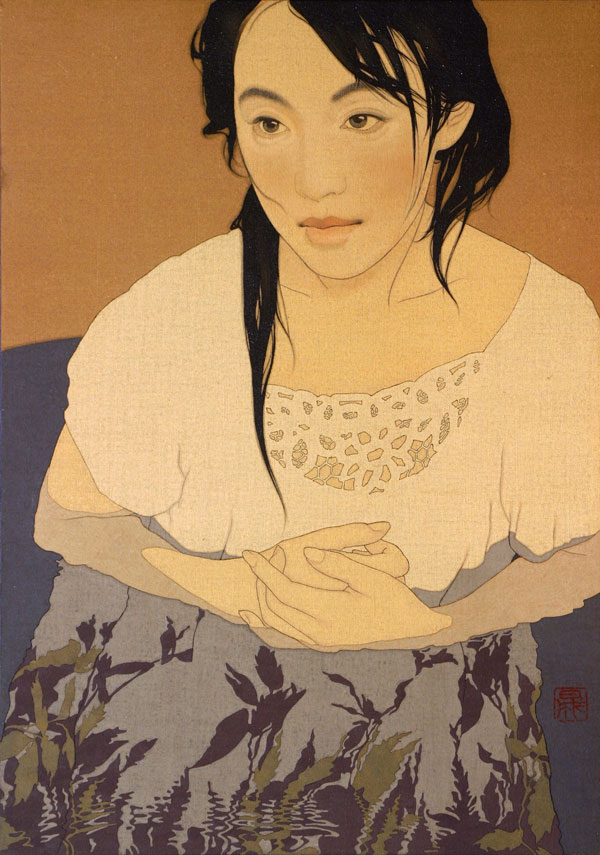 Doctor Ojiplatico. Ikenaga Yasunari Art