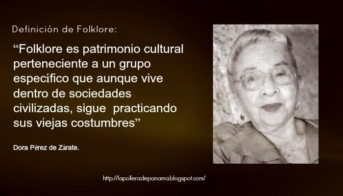 Definicion de Folklore