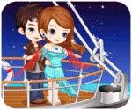 Cặp đôi Titanic, game ban gai