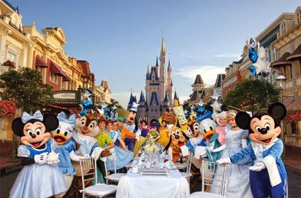 Tudo sobre a Disney Orlando