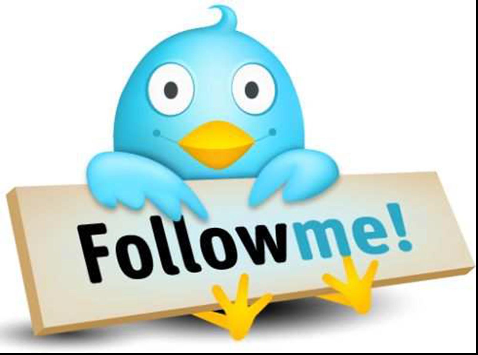 Trik Cara Agar Follower Twitter Kita Banyak