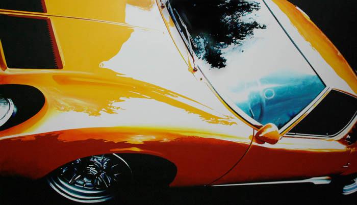 02-1971-Lamborghini-Miura-Brian-Tull-Painting-Hyper-Realistic-Details-www-designstack-co