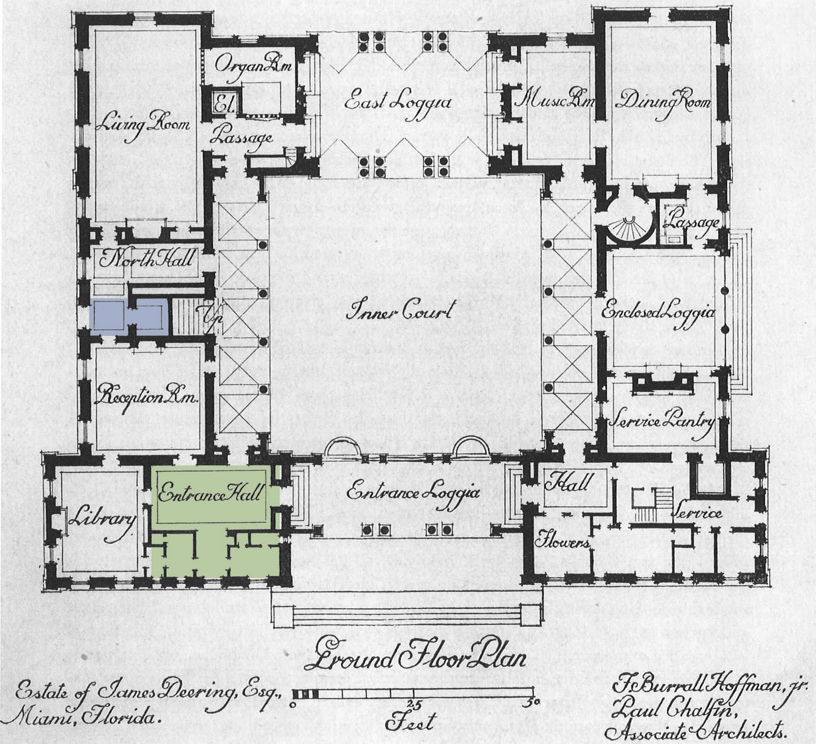 Entry 2bhall 2bfloor 2bplan Larry Garnett Home Plans Larry Lets Download House Plan