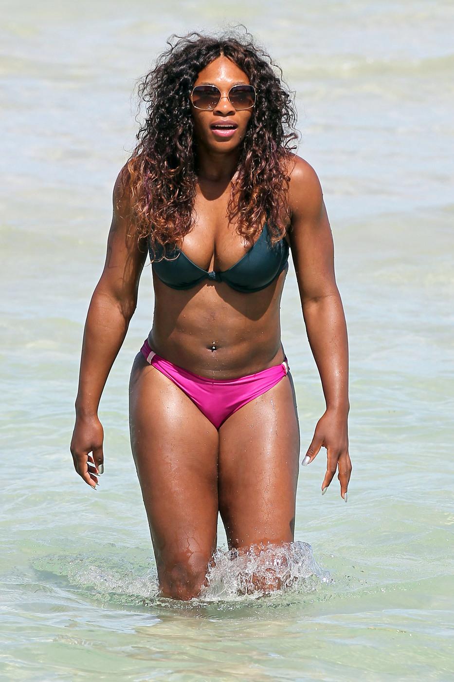 sarena williams bikini