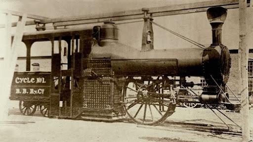 Велосипедная железная дорога Бойнтона (1892 г.)