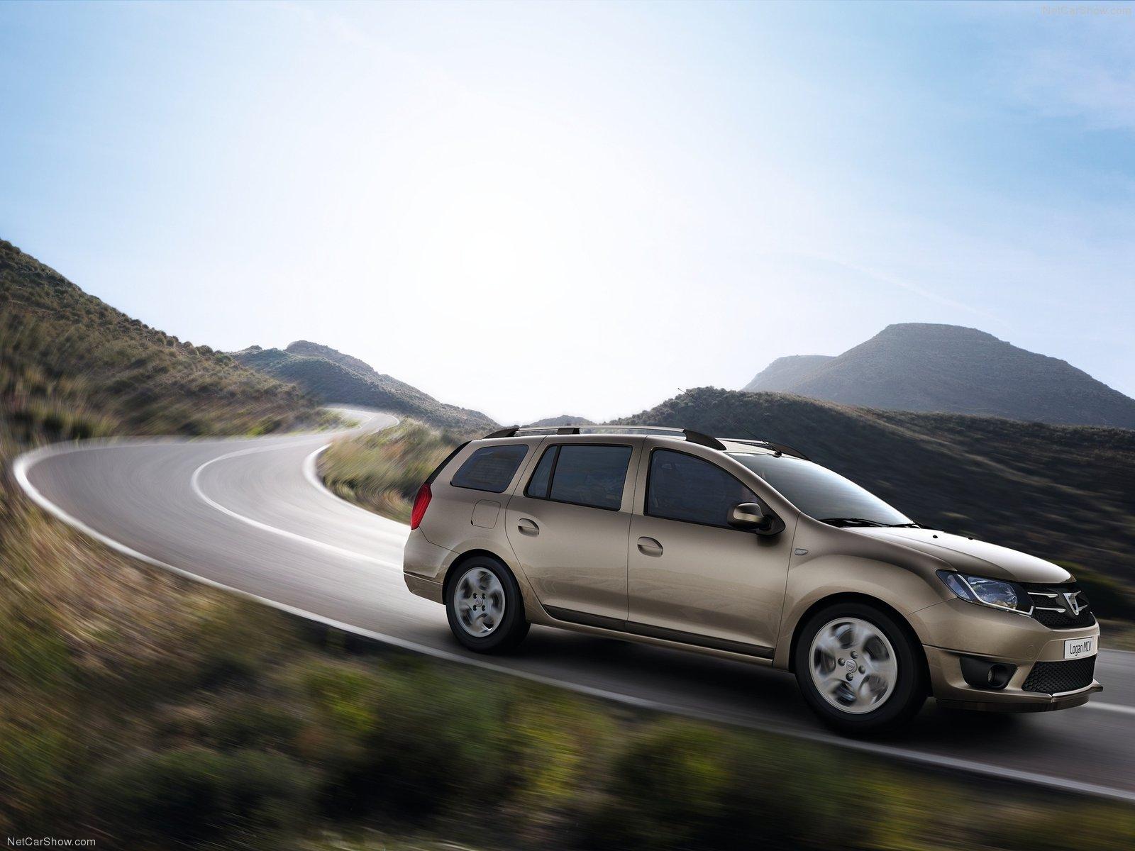 Hình ảnh xe ô tô Dacia Logan MCV 2014 & nội ngoại thất