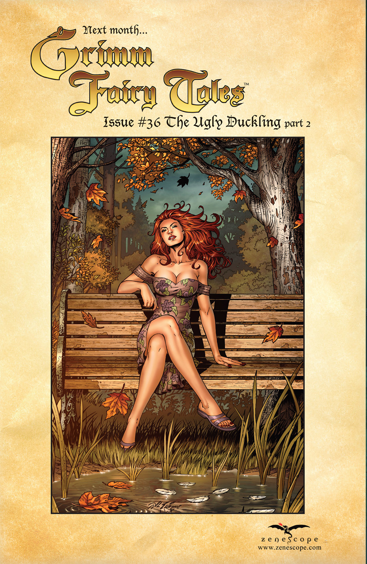 Grimm Fairy Tales (2005) Issue #35 #38 - English 26