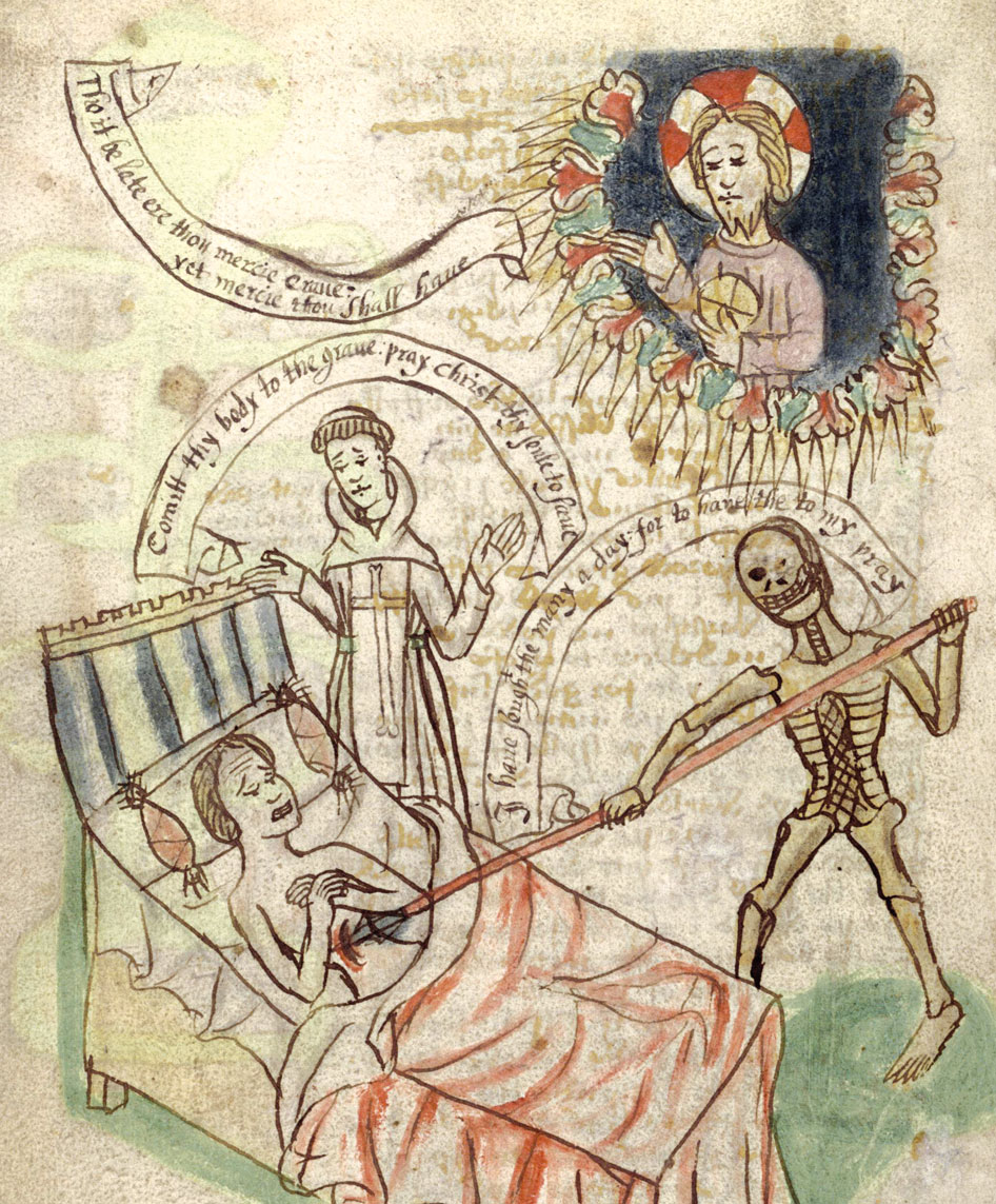 the religious aspects of the black death Black death and the silver lining meaning, continuity, and revolutionary change in histories of medieval plague, journal of the history of biology 242 pp 265-289 mcwilliam, g h giovanni boccaccio the decameron.
