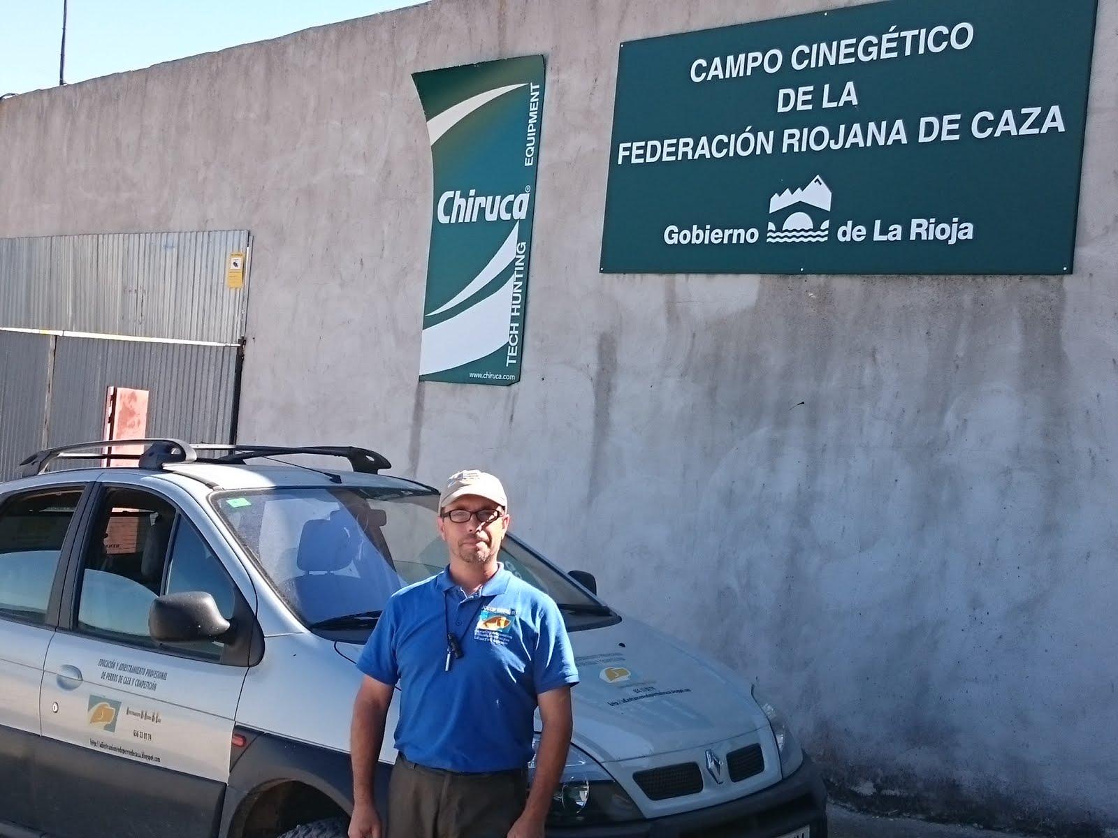 Campo Cinegético de la Federación Riojana de Caza