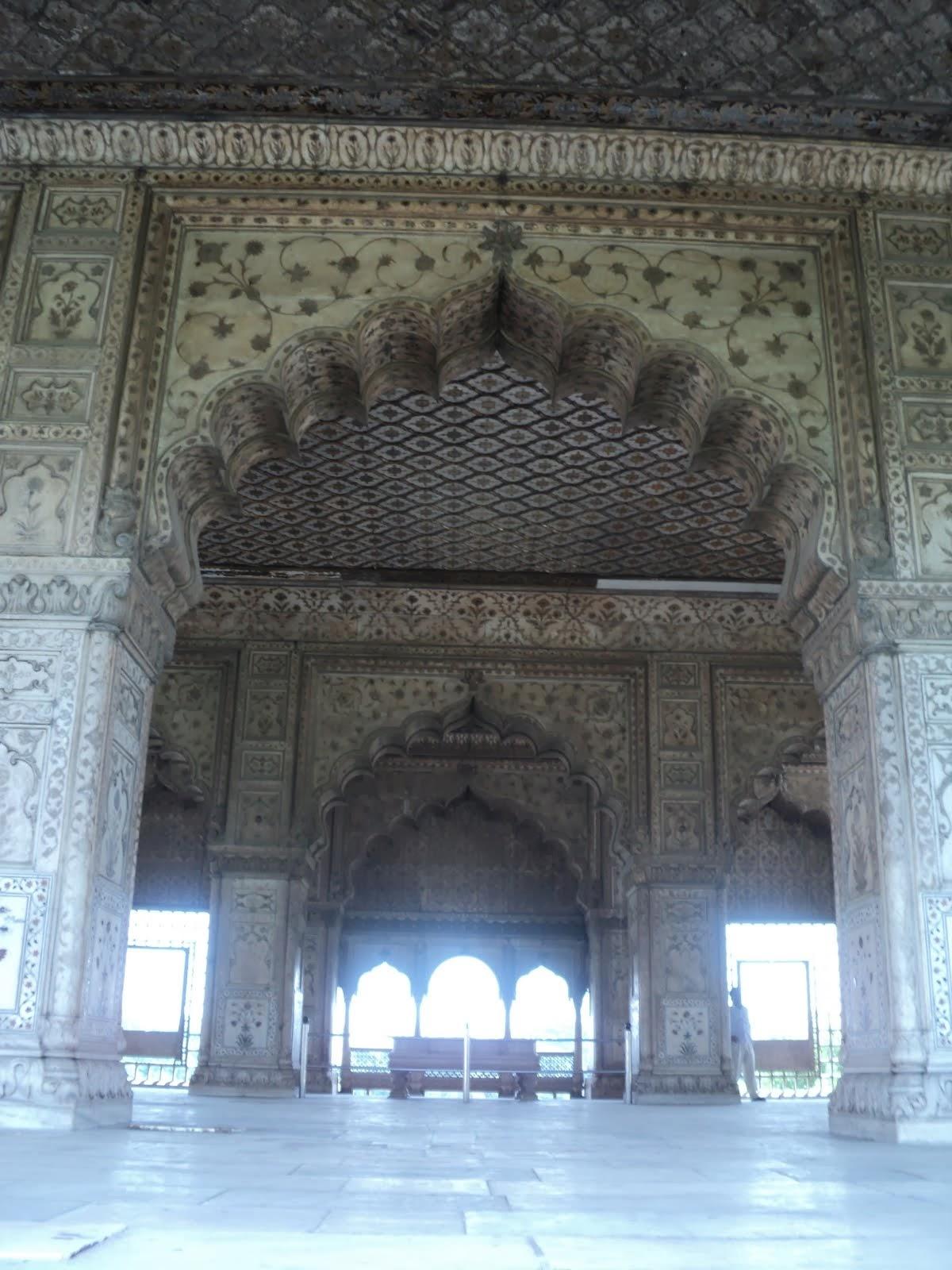 Diwan - i - khas in Lal Qila