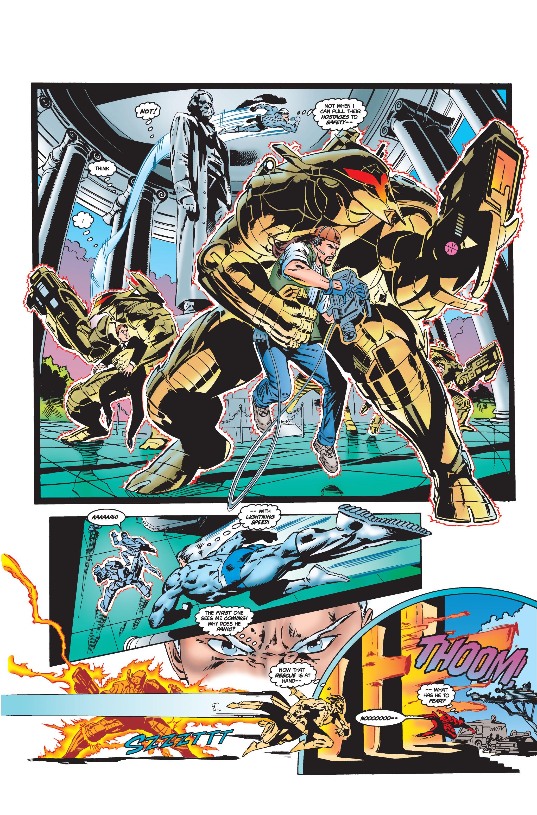 Captain America (1968) Issue #444 #398 - English 5
