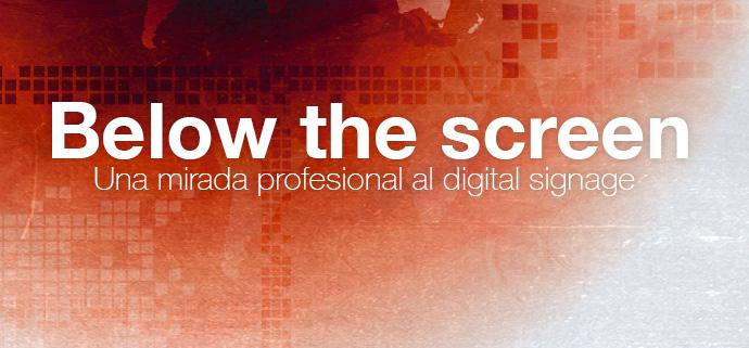 Una mirada profesional al digital signage