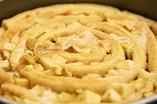 Cinnamon-Sugar-Topping