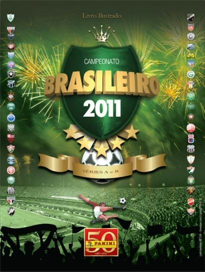 Álbum Virtual Brasileirão 2011