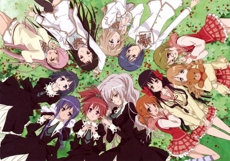 Anime Strawberry Panic