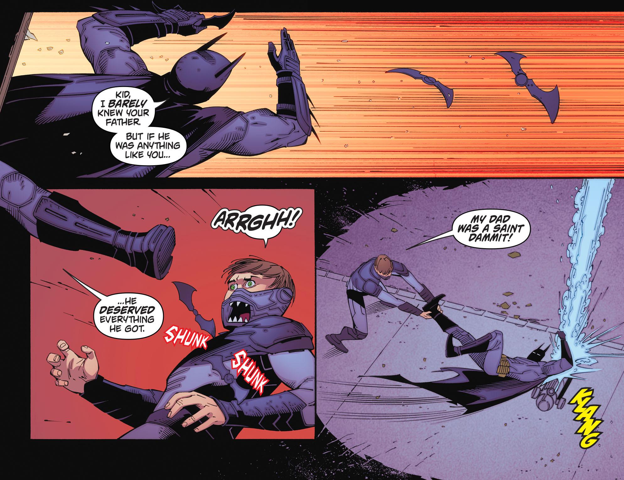 Batman: Arkham Knight [I] Issue #11 #13 - English 8