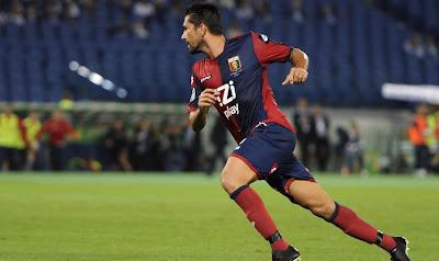 Lazio-Genoa 0-1 highlights