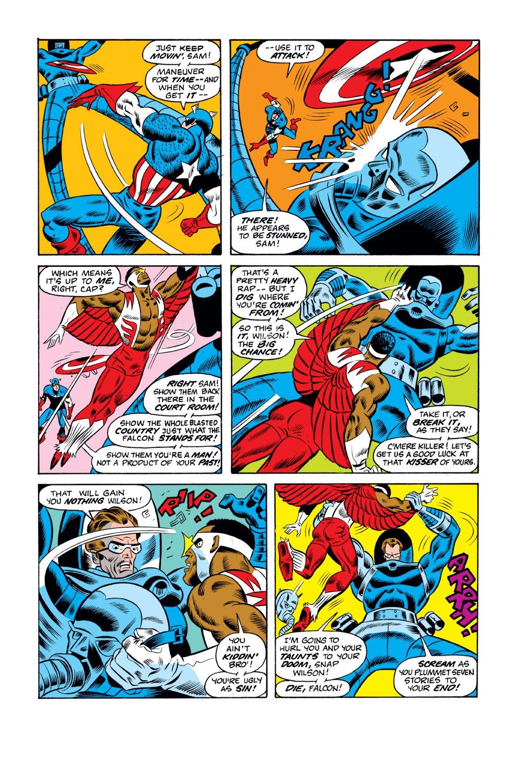 Captain America (1968) Issue #191 #105 - English 17