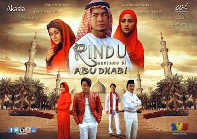 TONTON ONLINE RINDU BERTAMU DI ABU DHABI EPISOD 3