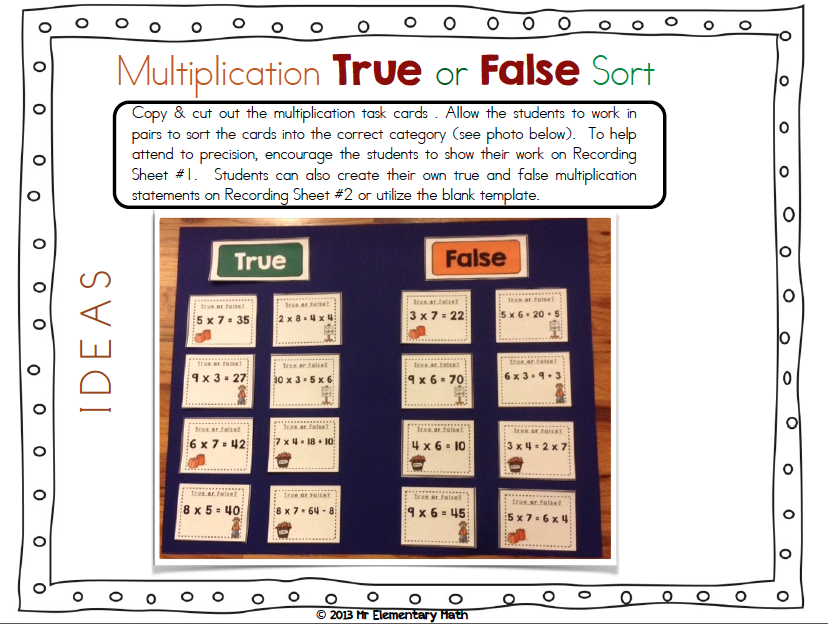 Whos Who And Whos New Fall Multiplication Sort
