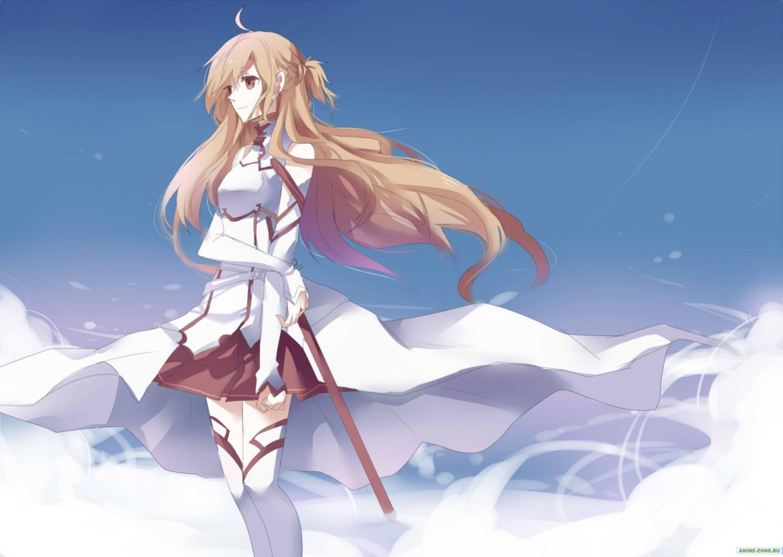 аниме картинки из аниме мастера меча онлайн