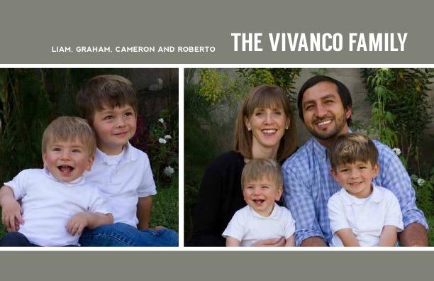 The Vivanco Family serving in Ecuador