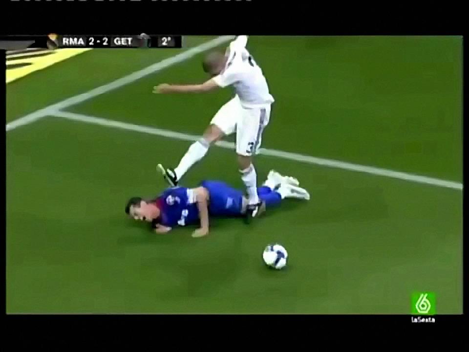 Pepe VS Getafe