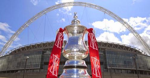 Budweiser seguirá junto a la FA CUP hasta 2018