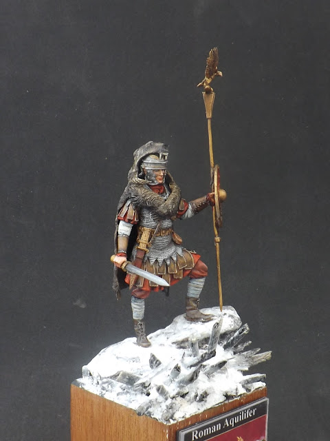 Roman Aquilifer - Ares Mythologic 75mm 011