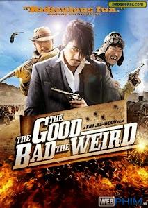 Xem Phim Thiện Ác Quái - The Good The Bad The Weird