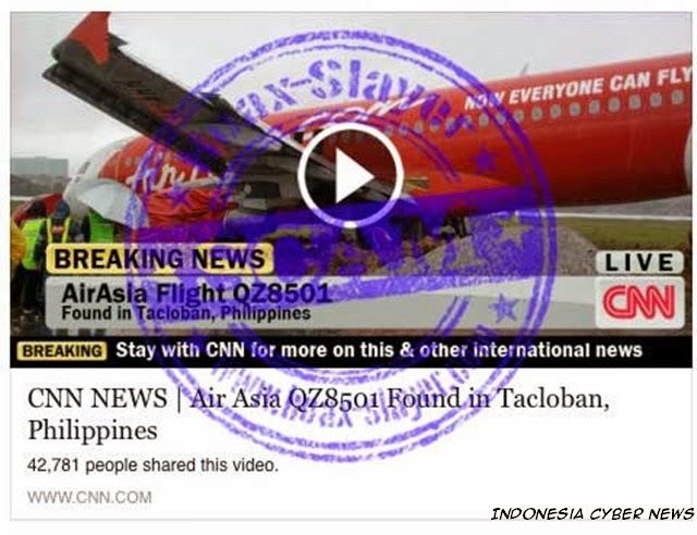 Pesawat Air Asia Indonesia Hilangnya Pesawat Air Asia