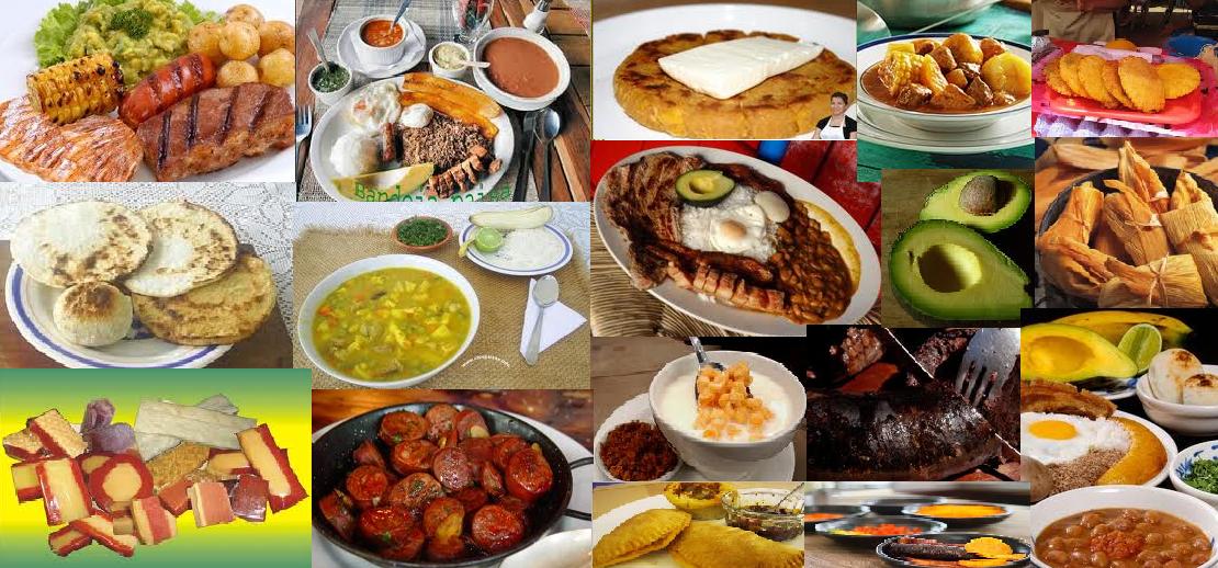 Gastronomía Colombiana y sus platos típicos   Marca País