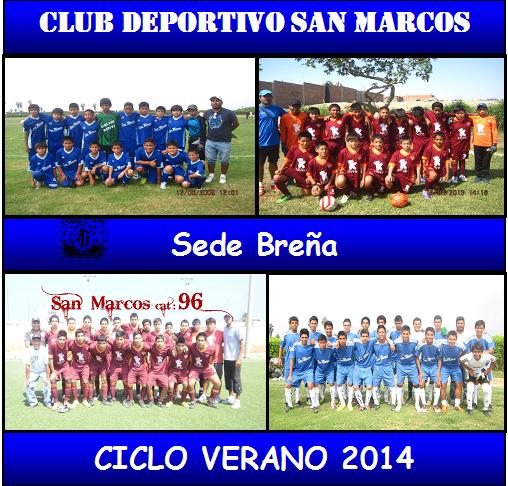 Club Deportivo San Marcos