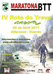 IV ROTA DO TREVO - 25 de Abril