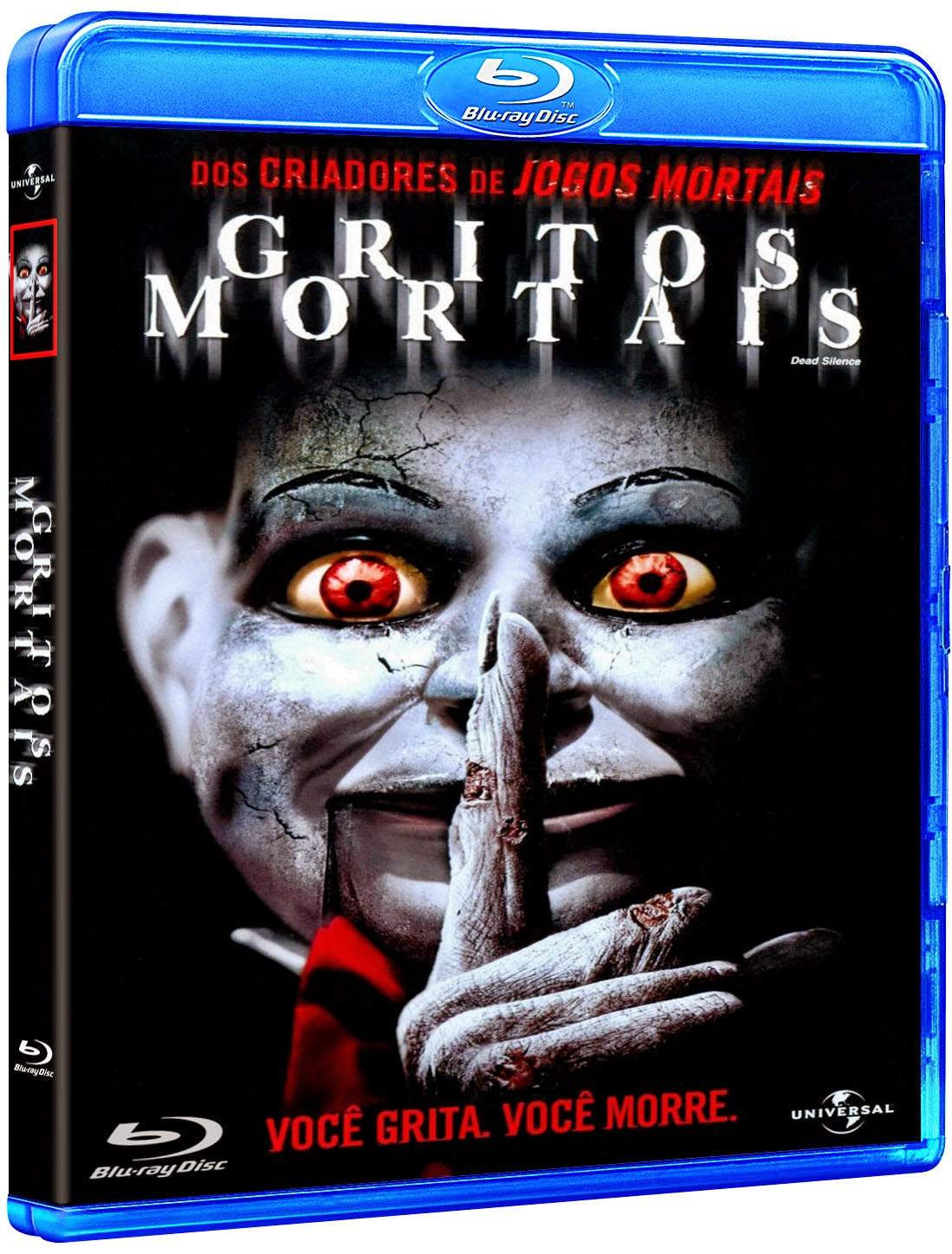 Gritos Mortais (2007) BluRay 1080p Dual Áudio
