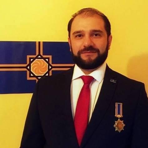 SAR Tigran Bagratuni di Armenia