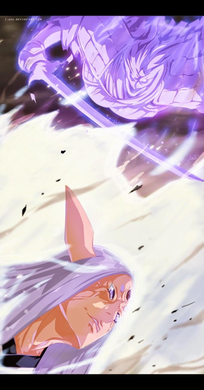 Naruto chap 682 Trang 20